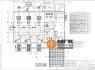 План расположения оборудования многотопливной мини-ТЭЦ на сырых древесных отходах электрической мощностью 2,5МВт с учетом склада «живого дна».
