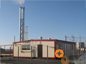 Газовая котельная