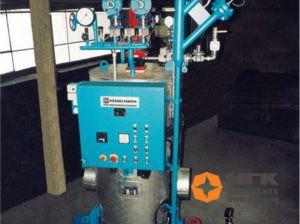 Парогенератор высокого давления типа HPG, производство компании BBS GmbH